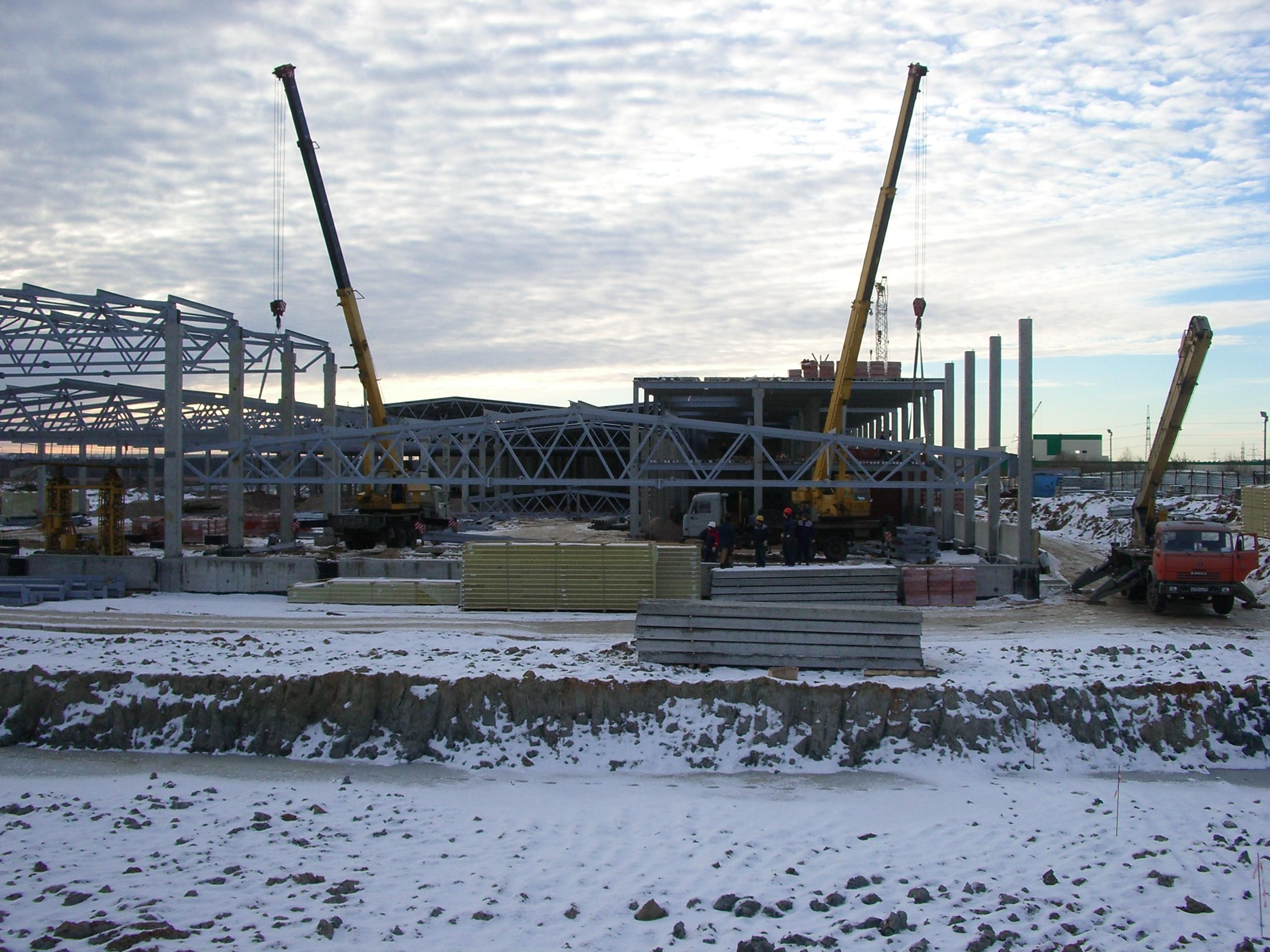 строительная компания севзапстальконструкция сзск