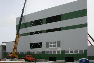 строительство севзапстальконструкция