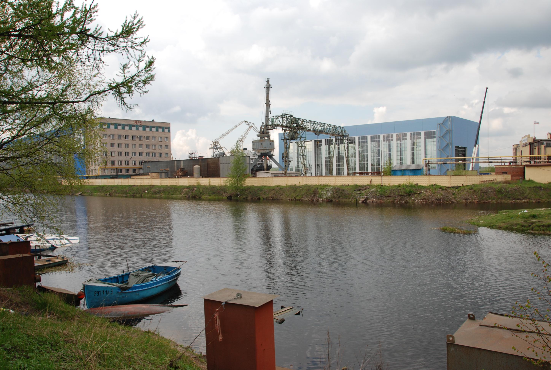 Строительство невского судостроительного завода севзапстальконструкция