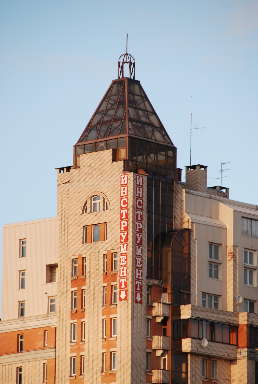 Башня – Шувалово Озерки.